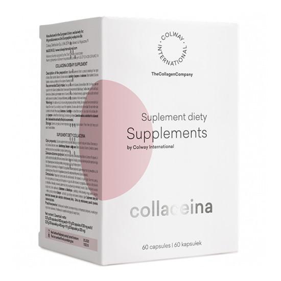 COLLACEINA zawiera colostrum, laktoferynę, lizozym i probiotyki, dzięki czemu skutecznie wspomaga odporność organizmu.